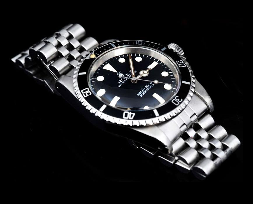 Rolex-Submariner-On-A-Jubilee-Bracelet